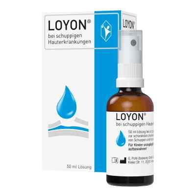 Loyon bei schuppigen Hauterkrankungen Lösung  bei apo.com bestellen