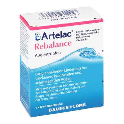 Artelac Rebalance Augentropfen  bei apo.com bestellen