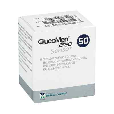 Glucomen areo Sensor Teststreifen  bei apotheke-online.de bestellen