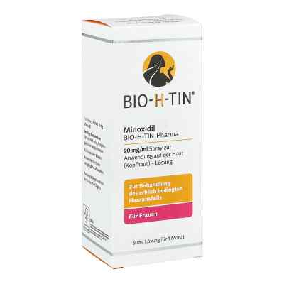 Minoxidil BIO-H-TIN-Pharma 20mg/ml Frauen und Männer  bei apotheke-online.de bestellen