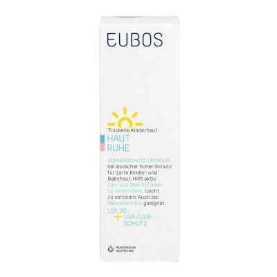Eubos Kinder Haut Ruhe Sonnensch.cr.gel Lsf 30+uva  bei apo.com bestellen