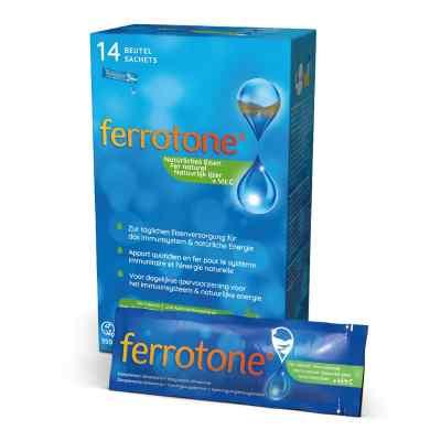 Ferrotone Eisen mit Apfelkonzentrat und Vitamin C  bei apo.com bestellen