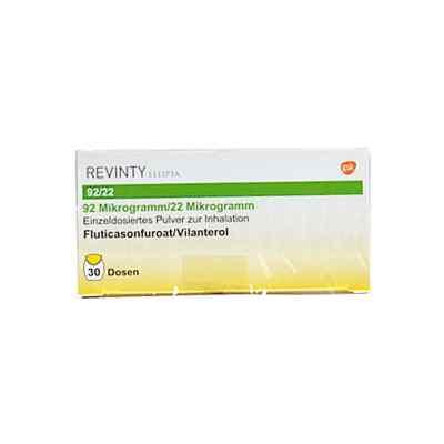 Revinty Ellipta 92 [my]g/22 [my]g einzeld.Plv.z.In  bei apo.com bestellen