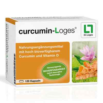Curcumin-loges Kapseln  bei vitaapotheke.eu bestellen