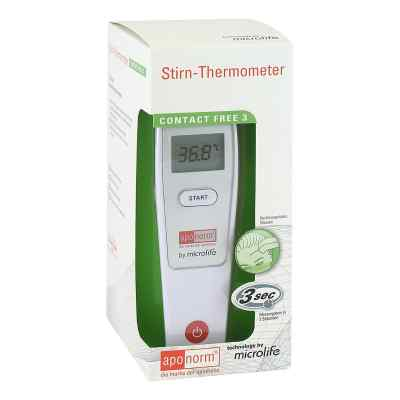 Aponorm Fieberthermometer Stirn Contact-free 3  bei apo.com bestellen