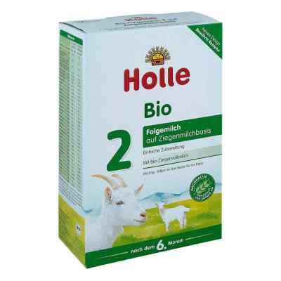 Holle Bio Folgemilch auf Ziegenmilchbasis 2 Pulver  bei vitaapotheke.eu bestellen