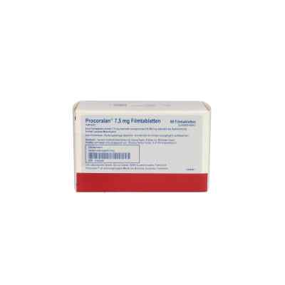 Procoralan 7,5 mg Filmtabletten  bei apo.com bestellen