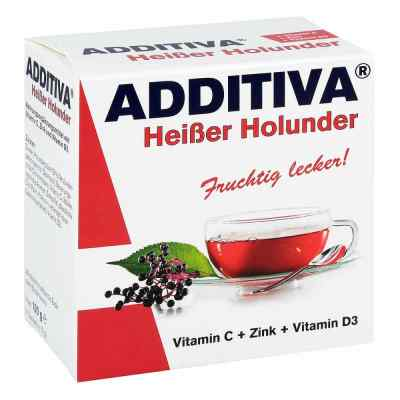 Additiva Heisser Holunder Pulver  bei apo.com bestellen
