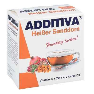 Additiva Heisser Sanddorn Pulver  bei apo.com bestellen