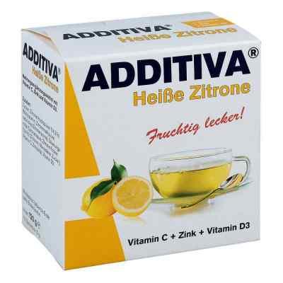 Additiva Heisse Zitrone Pulver  bei apotheke-online.de bestellen