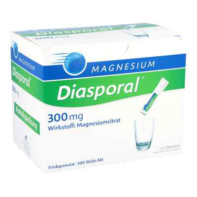 Magnesium Diasporal 300 mg Granulat zur, zum her.e.lsg.z.ein.  bei vitaapotheke.eu bestellen