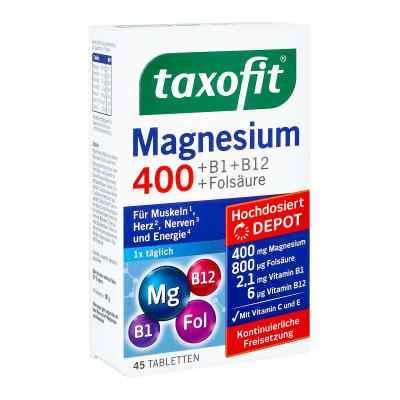 Taxofit Magnesium 400 Tabletten  bei apo.com bestellen