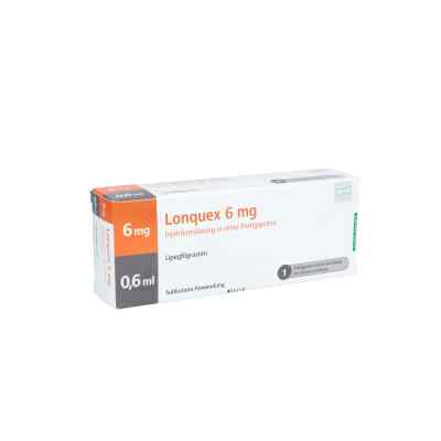 Lonquex 6 mg Injektionslösung i.e.Fertigspritze  bei apo.com bestellen