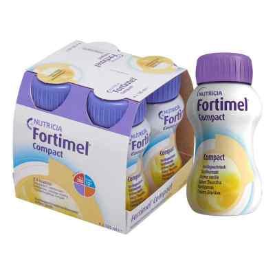 Fortimel Compact 2.4 Vanillegeschmack  bei vitaapotheke.eu bestellen