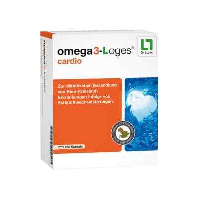 Omega 3-loges cardio Kapseln  bei apo.com bestellen