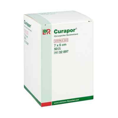 Curapor Wundverband steril chirurgisch 5x7 cm  bei vitaapotheke.eu bestellen