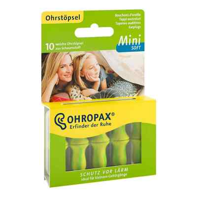 Ohropax mini soft Schaumstoff Stöpsel  bei apo.com bestellen