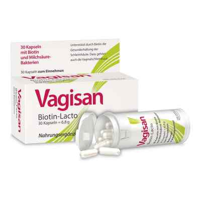Vagisan Biotin-lacto Kapseln  bei apo.com bestellen