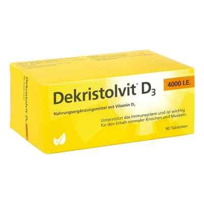 Dekristolvit D3 4.000 I.e. Tabletten  bei apo.com bestellen