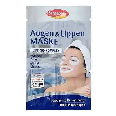 Augen & Lippen Maske  bei apo.com bestellen