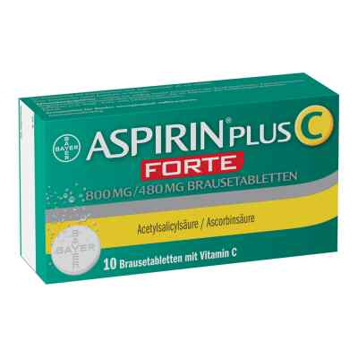 Aspirin plus C Forte 800mg/480mg  bei vitaapotheke.eu bestellen