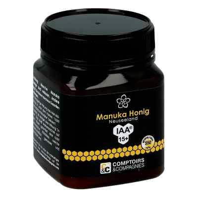 Manuka Honig Mgo 550  bei apotheke-online.de bestellen