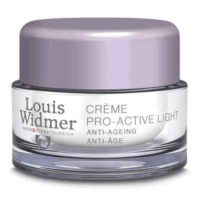 Widmer Creme Pro-active Light leicht parfümiert  bei apo.com bestellen