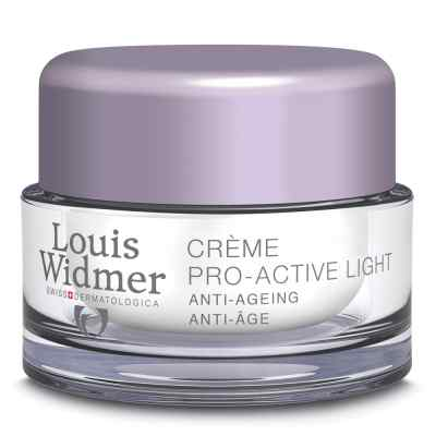 Widmer Creme Pro-active Light unparfümiert  bei apo.com bestellen