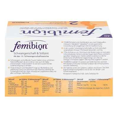 Femibion Schwangerschaft 2 D3+dha+400 [my]g Folat  bei apo.com bestellen