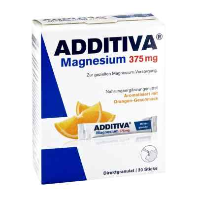 Additiva Magnesium 375 mg Sticks Orange  bei apotheke-online.de bestellen