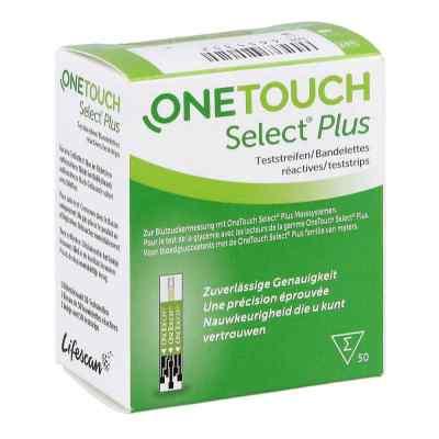One Touch Selectplus Blutzucker Teststreifen  bei vitaapotheke.eu bestellen