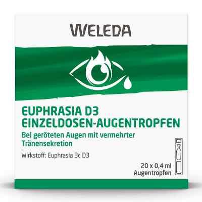Euphrasia D 3 Einzeldosen-augentropfen  bei apotheke-online.de bestellen