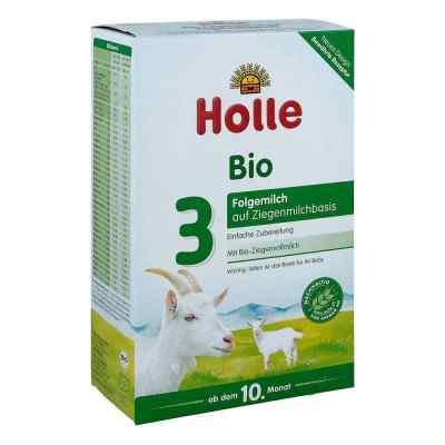 Holle Bio Folgemilch 3 auf Ziegenmilchbasis Pulver  bei apo.com bestellen
