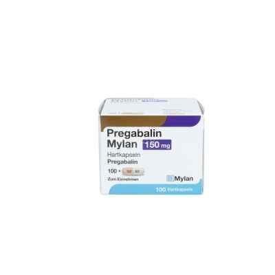 Pregabalin Mylan 150 mg Hartkapseln  bei apo.com bestellen