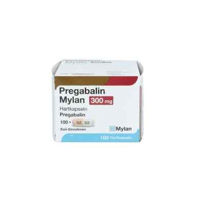 Pregabalin Mylan 300 mg Hartkapseln  bei apo.com bestellen