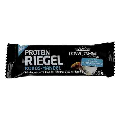Layenberger Lowcarb.one Protein-riegel Kokos-mand.  bei apo.com bestellen