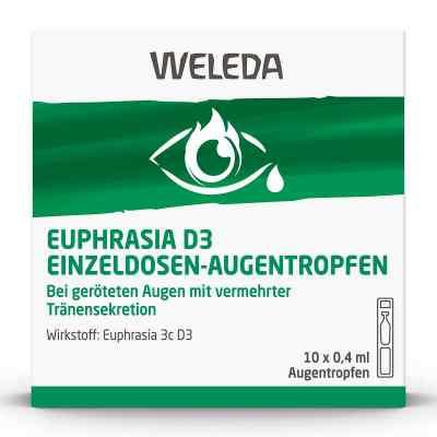 Euphrasia D3 Einzeldosen-augentropfen  bei apo.com bestellen