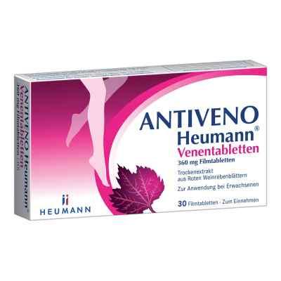 ANTIVENO Heumann Venentabletten  bei apo.com bestellen