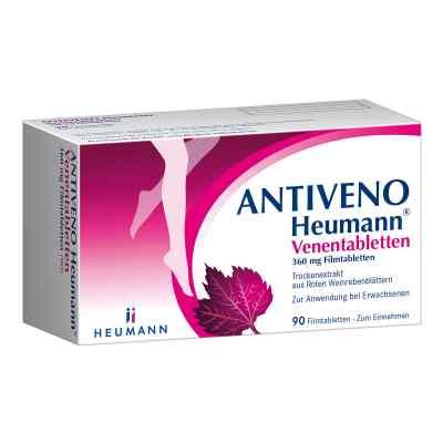 ANTIVENO Heumann Venentabletten  bei apotheke-online.de bestellen