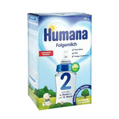Humana Folgemilch 2 Gos Pulver  bei apotheke-online.de bestellen