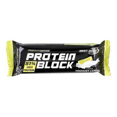 Bbn Hardcore Proteinblock Riegel Yoghurt Lemon  bei vitaapotheke.eu bestellen