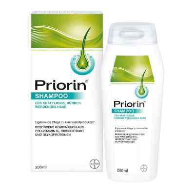 Priorin Shampoo bei Haarausfall und dünner werdendes Haar  bei apotheke-online.de bestellen