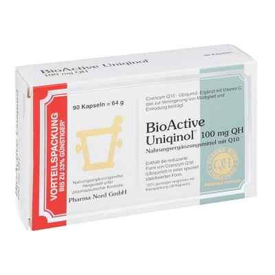 Bio Active Uniqinol 100 mg Qh Kapseln  bei apotheke-online.de bestellen