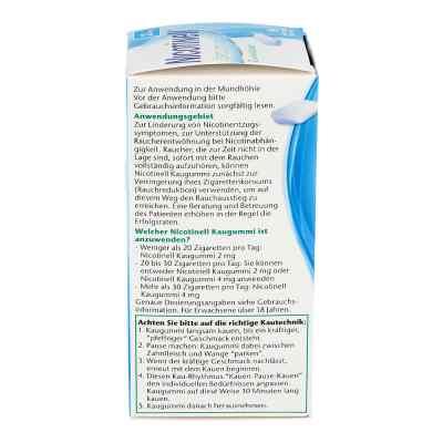 Nicotinell Kaugummi 2 mg Spearmint  bei apo.com bestellen