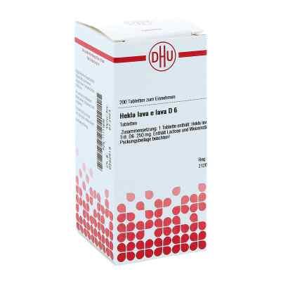 Hekla lava e lava D 6 Tabletten  bei apotheke-online.de bestellen