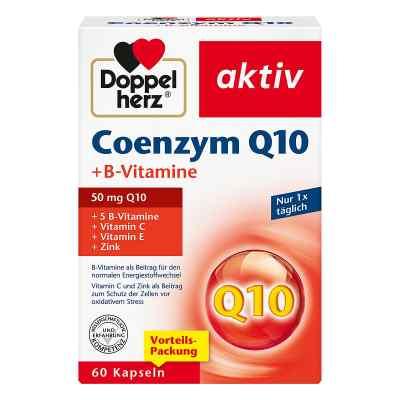 Doppelherz Coenzym Q10+b Vitamine Kapseln  bei apo.com bestellen
