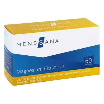 Magnesiumcitrat+d Menssana Kapseln  bei apo.com bestellen