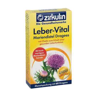 Zirkulin Leber-vital Mariendistel Dragees  bei apo.com bestellen