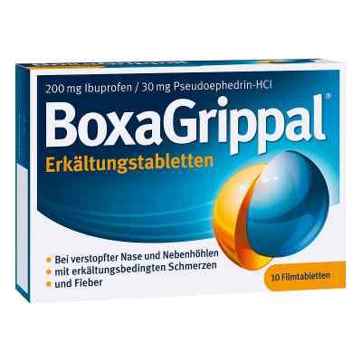 Boxagrippal 200 mg/30 mg Filmtabletten  bei apotheke-online.de bestellen