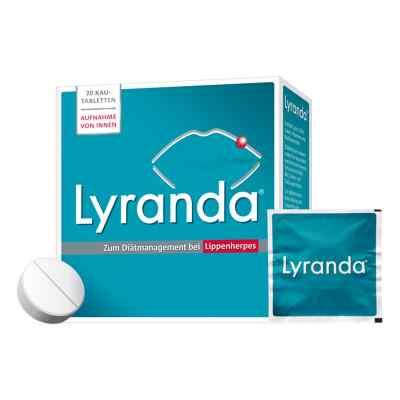 Lyranda Kautabletten  bei apo.com bestellen
